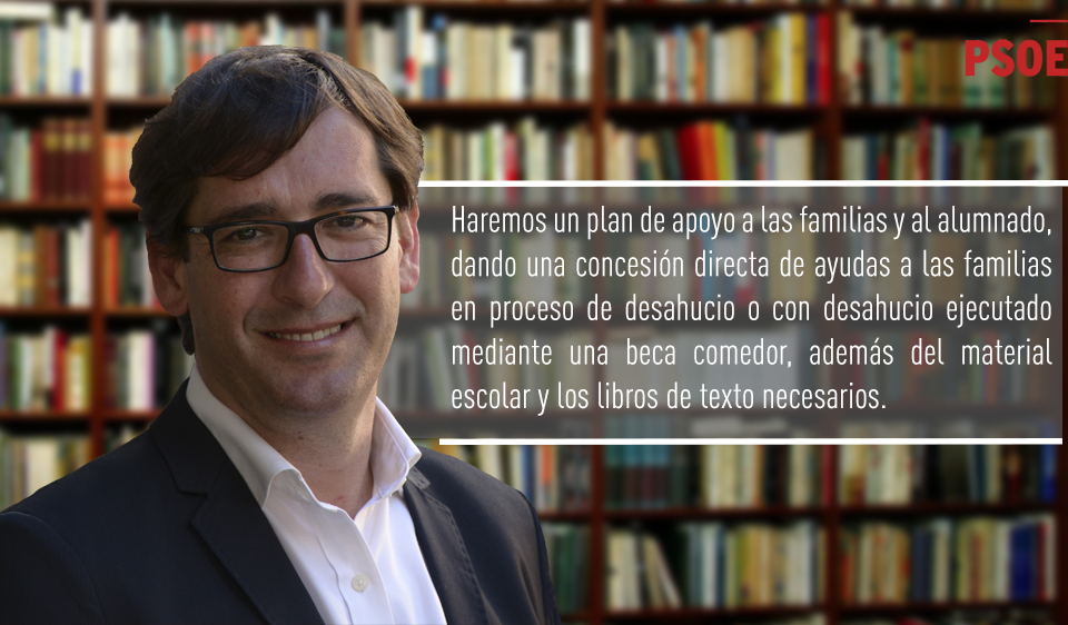 Iñaki Lavandera habla sobre educación