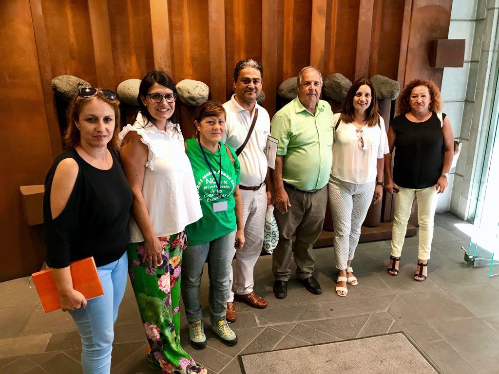 El PSOE aboga por el empleo público en los comedores ...
