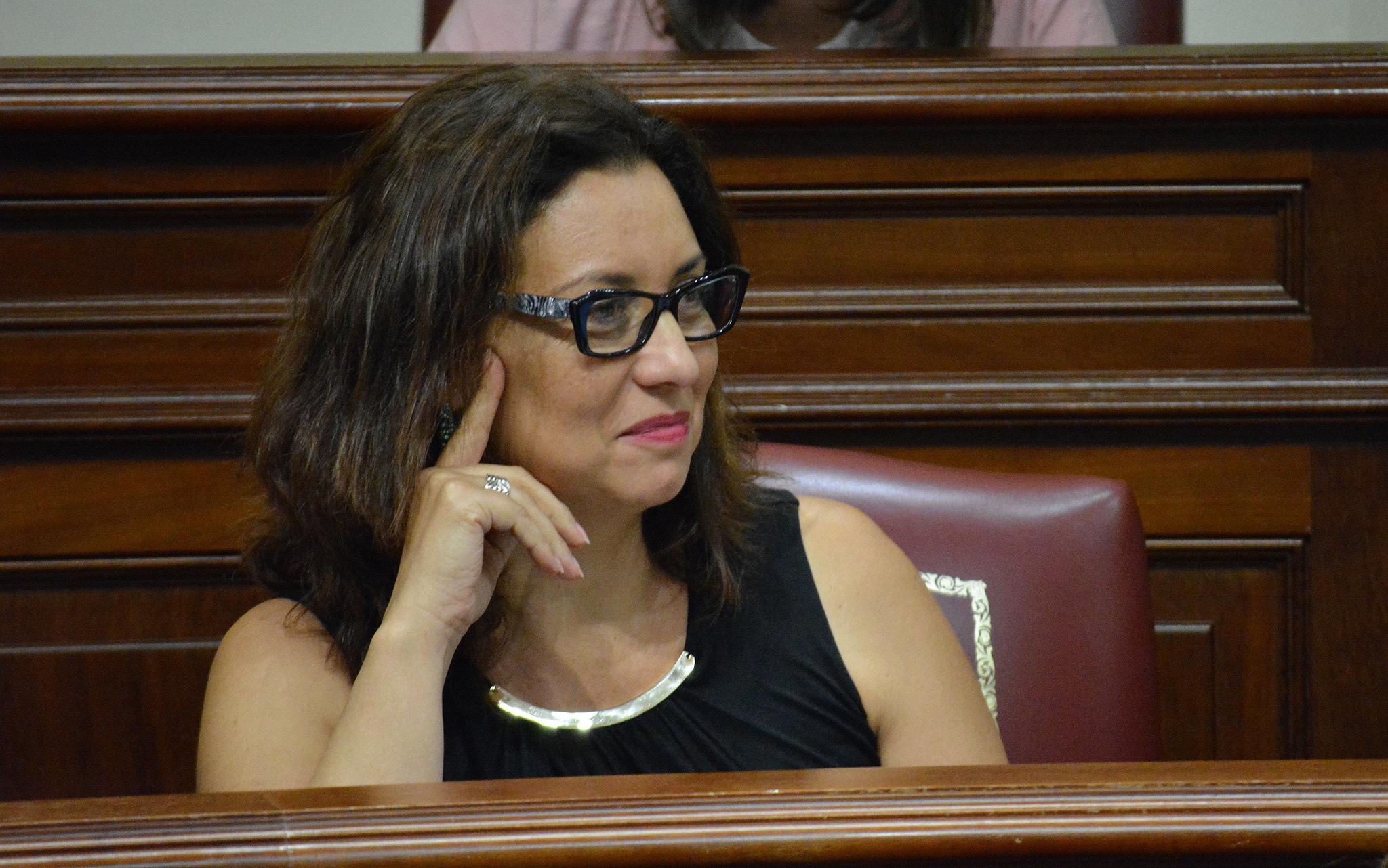 Diputada de PSOE Canarias por la Gomera