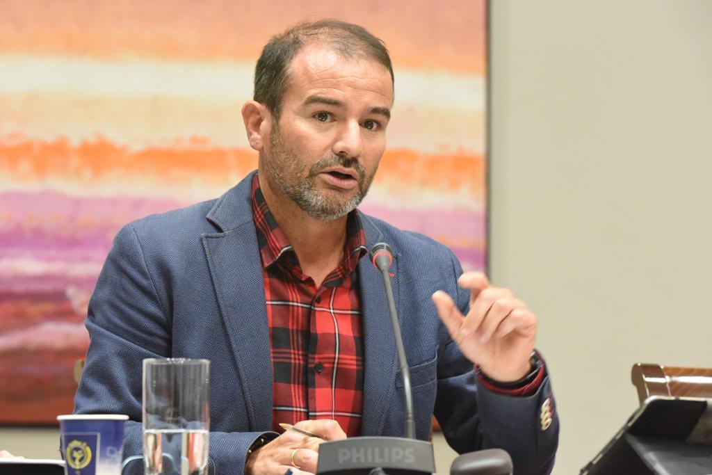 El PSOE denuncia el menor peso que CC da a Sanidad en el presupuesto