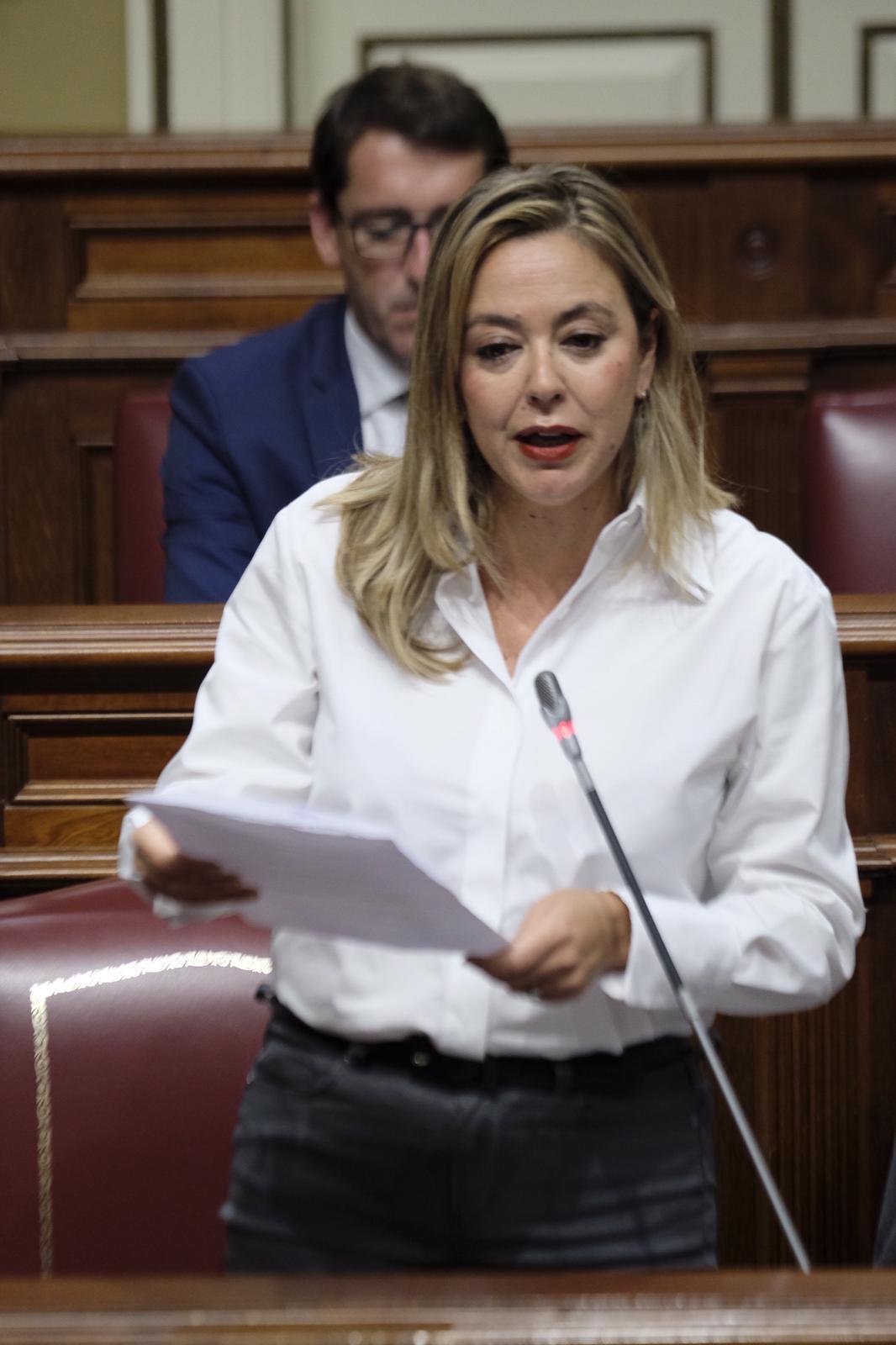 """""""Clavijo ha convertido a Canarias en la primera en privatización y la última en prestación de servicios"""""""