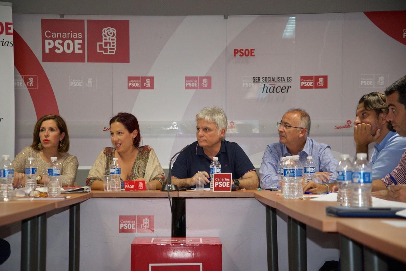 Reunión de la Ejecutiva Regional